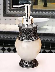 Lotion Bottle Resin /Barroco