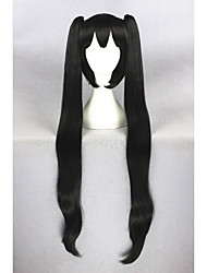 Long Is It Wrong to Try to Pick Up Girls in a Dungeon Hestia 40inch Black Cosplay Ponytails WigCS-260A