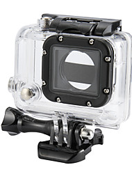 cheap -Protective Case Waterproof Housing Case Waterproof For Action Camera Gopro 3 Plastic ABS