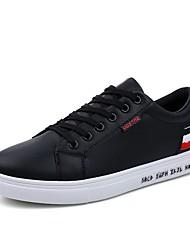 Herren Sneaker Komfort Vulkanisierte Schuhe PVC Frühling Sommer Normal Fitness & Crosstraining Komfort Vulkanisierte Schuhe Elastisch
