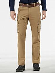 Per uomo Pantaloni da escursione Traspirante Pantaloni per M L XL XXL XXXL