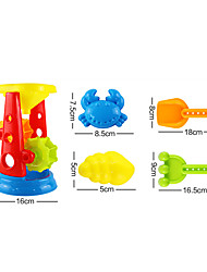 cheap -Pretend Play Beach & Sand Toy Hourglasses Toy Cars Beach Toys Toys Toys Novelty Large Size Kids Pieces