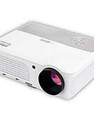 cheap -X66+ LCD Home Theater Projector 2800 lm Support 1080P (1920x1080) 50-150 inch Screen