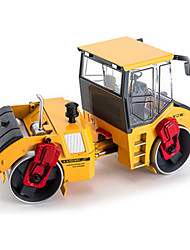cheap -Toy Cars Model Car Truck Construction Vehicle Fire Engine Vehicle Excavator Toys Simulation Square Truck Excavating Machinery Metal Alloy