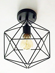 cheap -Pendant Light ,  Modern/Contemporary Traditional/Classic Rustic/Lodge Vintage Country Painting Feature for Mini Style MetalStudy