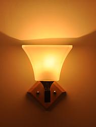 AC 220-240 60 E27 Moderno/Contemporaneo Paese Pittura caratteristica for LED,Luce verso l'alto Luce a muro