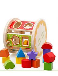 baratos -Jogos de Madeira Brinquedo Educativo Clássico Legal Para Meninos Dom