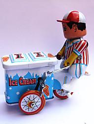 Jouet à Remonter Robot Voitures de jouet Jouets Machine Robot Métal 1 Pièces Enfant Cadeau