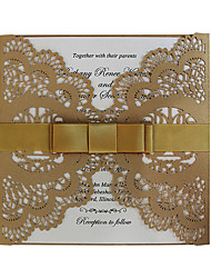cheap -Gate-Fold Wedding Invitations 50-Invitation Cards Invitation Sample Greeting Cards Mother's Day Cards Baby Shower Cards Bridal Shower
