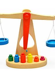 Недорогие -Обучающие игрушки Монтессори Обучающая игрушка Образование Детские Мальчики Девочки Игрушки Подарок 1 pcs