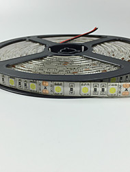 cheap -72W W Flexible LED Light Strips 1000 lm DC12 5 m 300 leds Warm White Red Yellow Blue Green