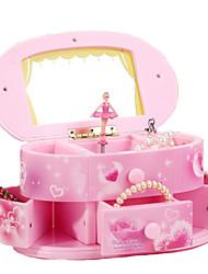 Недорогие -музыкальная шкатулка Веселье пластик Классика Детские Мальчики Девочки Игрушки Подарок