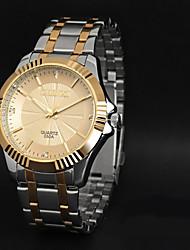 cheap -CHENXI® Men's Elegant Design Dress Watch Japanese Quartz Water Resistant Steel Strap Cool Watch Unique Watch