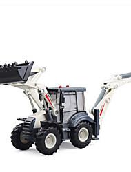 levne -KDW Stavební stroj Kolový nakladač Toy Trucks & Construction Vehicles Autíčka Plastický Hračky Dárek
