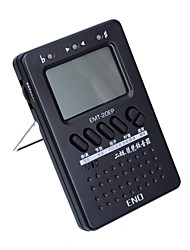 ENO EMT-20EP Chromatic Tuner 3 in 1 Metro-Tuner for Erhu and Pipa Tuner