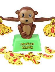 Обучающая игрушка Игрушки Игрушки Банан Обезьяна Куски Универсальные Подарок