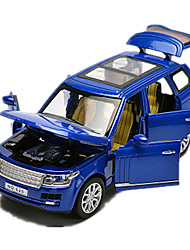 cheap -Die-Cast Vehicles Pull Back Vehicles Toy Cars Toys SUV Toys Car Metal Alloy Metal Pieces Unisex Boys Gift