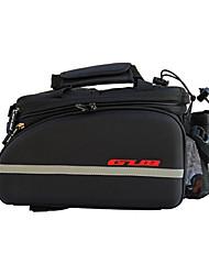 abordables -Sac de Vélo 10-35L Sac de Porte-Bagage/Double Sacoche de Vélo Vestimentaire Résistant aux Chocs Bandes Réfléchissantes Multifonctionnel