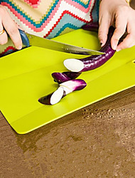 cheap -1Pcs  Kitchen Foldable Chopping Block Creative Non-Slip Folding Cutting Board Portable Camping Outdoor Chopping Board Cooking Mat Tool