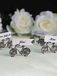 cheap -Bicycle Place Card Holder- 4pcs/set - 5 x 2.7 x 0.9 cm/pcs Beter Gifts® DIY Party Decoration