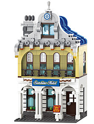 cheap -ENLIGHTEN Building Blocks Educational Toy Architecture Kid's Toy Gift