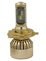 Недорогие -90w 8000lm супер яркая легкость h4 высокий низкий комплект фар ip68 led комплект фар