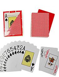 baratos -Poker Brinquedos Quadrada Plástico Peças Unisexo Dom