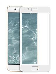 Недорогие -Защитная плёнка для экрана для Huawei P10 Закаленное стекло 1 ед. Защитная пленка на всё устройство HD / Уровень защиты 9H / 2.5D закругленные углы