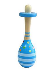 cheap -AOERFU Cylindrical Wood Toy Musical Instrument Kid's Unisex Gift