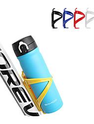 Недорогие -Велоспорт Вода клетки бутылки Велоспорт Горный велосипед Шоссейный велосипед Черный Красный Синий Белый Поликарбонат