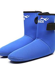 abordables -Chaussettes de Plongée pour Adultes - Garder au chaud, Haute résistance, Confortable Snorkeling / Surf / Plongée