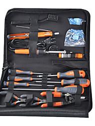 シェフィールドs033004家庭用手工具セット15個/ 1セット