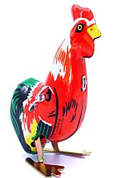 Недорогие -Игрушка с заводом Цыпленок Металлические / Железо 1pcs Куски Детские Подарок