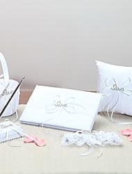 Недорогие -тема садовых тематических тезисов с азиатской тематикой с атласной свадебной церемонией