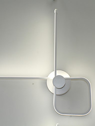 abordables -Moderno / Contemporáneo Luces de Pared LED aluminio Luz de pared 110-120V / 220-240V 25W