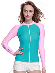 Women's Wetsuits Quick Dry Anatomic Design Breathable Neoprene Diving Suit Long Sleeve Diving Suits-Diving Spring Summer Fashion