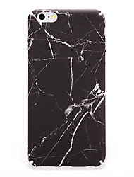 cheap -For Apple iPhone 7 7Plus Case Cover Pattern Back Cover Case Marble Hard PC 6s plus 6 plus 6s 6