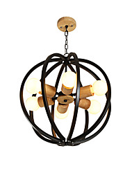 cheap -Modern/Contemporary Traditional/Classic Globe Mini Style Designers Pendant Light Ambient Light For Living Room Bedroom Dining Room Study