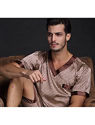 Pyjama Satin Homme