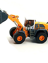 cheap -Die-Cast Vehicles Pull Back Vehicles Toy Cars Construction Vehicle Fire Engine Vehicle Toys Toys Metal Alloy Metal Pieces Not Specified