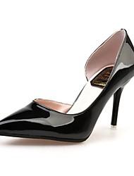 Da donna-Tacchi-Tempo libero Ufficio e lavoro Casual-Club Shoes Scarpe formali-A stiletto-PU (Poliuretano)-