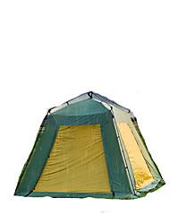 > 8 persone Tenda Doppio Tenda da campeggio Una camera Tenda automatica Antiumidità Ompermeabile Anti-pioggia Traspirabilità per