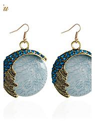 cheap -Drop Earrings Earrings Set Earrings JewelryBasic Unique Design Pendant Natural Handmade Fashion Vintage Bohemian Personalized Chrismas