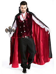 Prince Fairytale Angel/Devil Vampire Cosplay Cosplay Costumes Masquerade Male Halloween Carnival Festival/Holiday Halloween Costumes