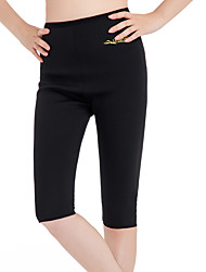 abordables -Mujer Pantalones cortos de neopreno 3mm Prendas de abajo Secado rápido, Diseño Anatómico, Transpirable Buceo Moda Otoño / Invierno / Elástico