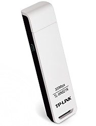 cheap -TP-LINK USB Wireless wifi adapter 300Mbps wireless network lan card TL-WN821N chinese version