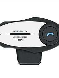 cheap -Motorsport Bluetooth Camera Video Recorder BT Interphone Bluetooth Intercom Headset