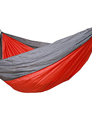 cheap -Hammock / Camp Bed Outdoor Camping Portable, Moistureproof, Well-ventilated Spinning Cotton Hunting, Hiking, Fishing for 1 person