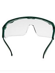 Sata asian resistente ao choque (não embaçante) óculos de impacto óculos / 1 pares