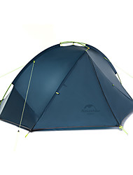 cheap -Naturehike 2 persons Tent Double Camping Tent One Room Backpacking Tents Rain-Proof for Camping Traveling CM